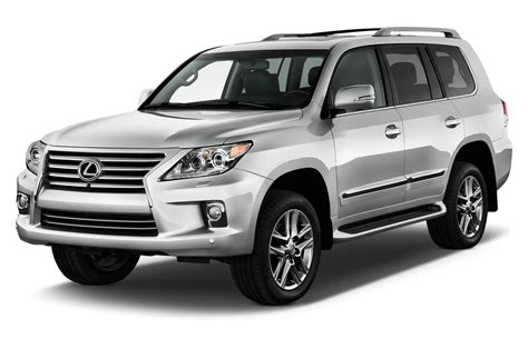2018 Lexus Lx570 Reviews And Rating Motor Trend