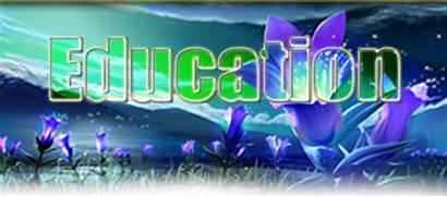 Background Educational Education
