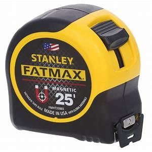 Stanley Fat Max : upc 076174338652 stanley tape measure 25 ft fatmax magnetic tape measure fmht33865l ~ Eleganceandgraceweddings.com Haus und Dekorationen