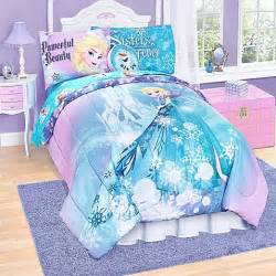 disney 174 quot frozen quot elsa reversible comforter set bed bath beyond