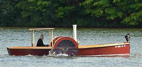 Paddle Wheel Boat For Sale by Steam Paddle Wheel Boat Tech Boats Boating