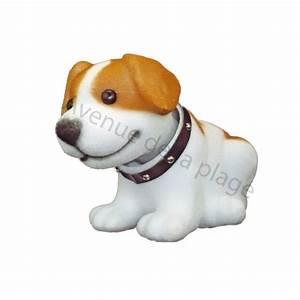 Tete De Buffle Pas Cher : chien qui bouge de la t te achat vente chien tete qui bouge pas cher ~ Teatrodelosmanantiales.com Idées de Décoration