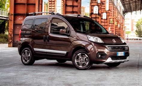 Fiat Qubo 2020 by Fiat Qubo 2019 Drive Price Performance And Review