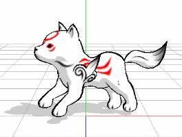 MMD: Chibi Run Cycle by Super-Sonic-101 on DeviantArt