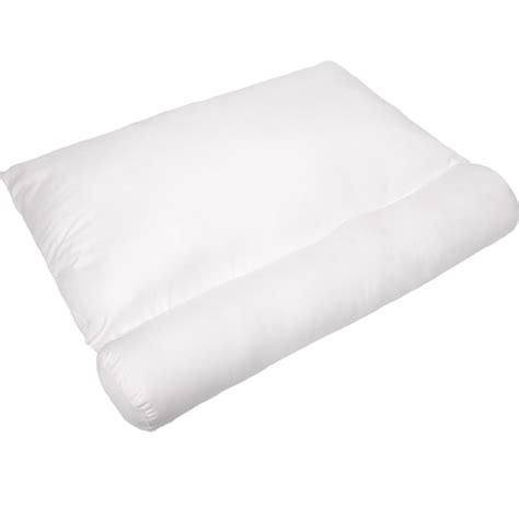 neck support pillow neck support bed pillow in bed pillows