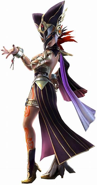 Cia Zelda Hyrule Warriors Link Lana Character