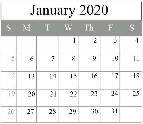 january printable calendar template holidays excel