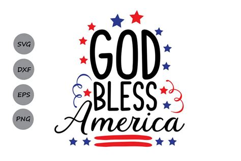 Cut that design provides a large selection of free svg files for silhouette, cricut and other cutting machines. God Bless America SVG, Patriotic SVG, 4th of July SVG ...