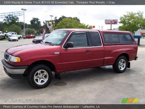 car owners manuals for sale 1999 mazda b series plus electronic toll collection toreador red metallic 1999 mazda b series truck b2500 se extended cab gray interior