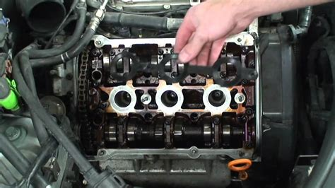 audi valve cover gasket replacement rtv application