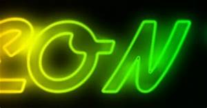 Picture to People Glow neon text effect generator online