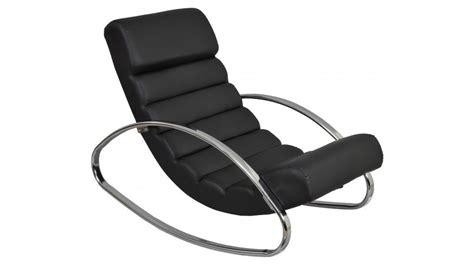 chaise salon design chaise longue design simili cuir fauteuil design pas cher