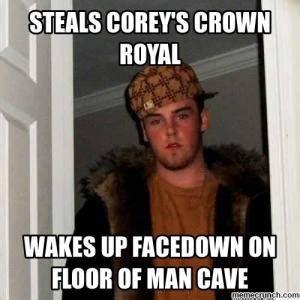 Crown Meme - crown royal jokes kappit