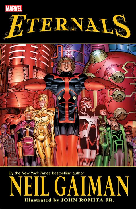 Eternals by Neil Gaiman (Trade Paperback) | Comic Issues ...