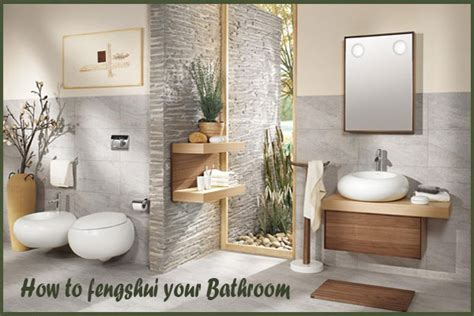How To Decor Your Bathroom With The Help Of Fengshui Tips