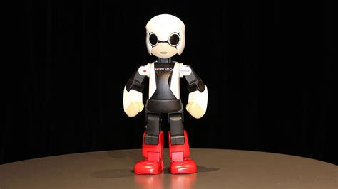 Toyota Robot by Meet Kirobo The Toyota Robot Who Is To Space