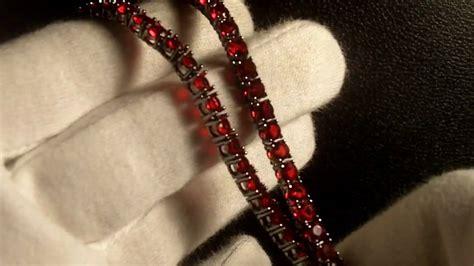 Red Black Sim. Diamond Tennis Chain Lil' Wayne Birdman