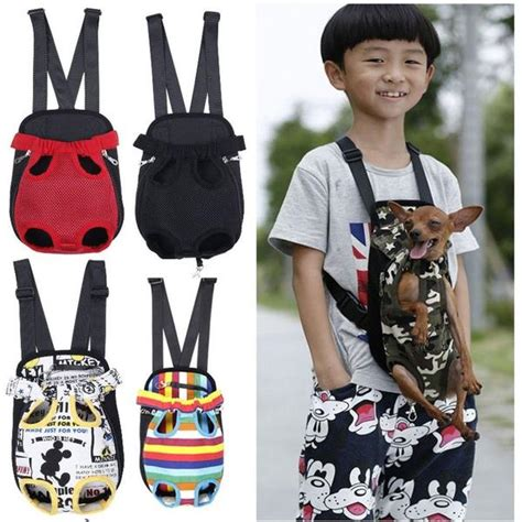 pet carrier front pouch front chest backpack cat