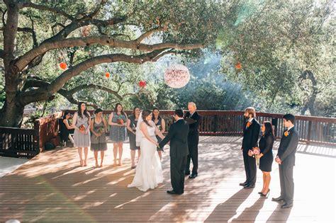 topanga canyon wedding    liz justin