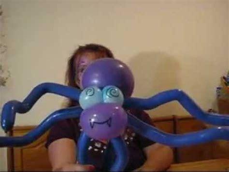 balloon animals halloween spider st charles