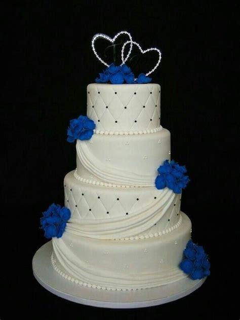 tortas en color azul