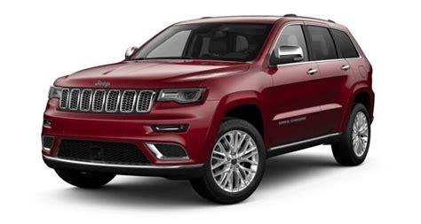 jeep grand cherokee color options mancaris cdjr