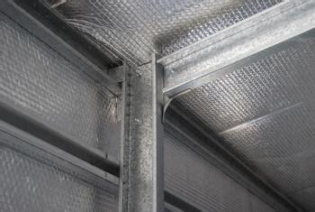 insulate metal shed insulation fair dinkum sheds