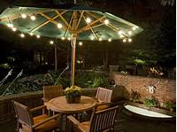 backyard lighting ideas Patio Lighting Ideas | Love The Garden