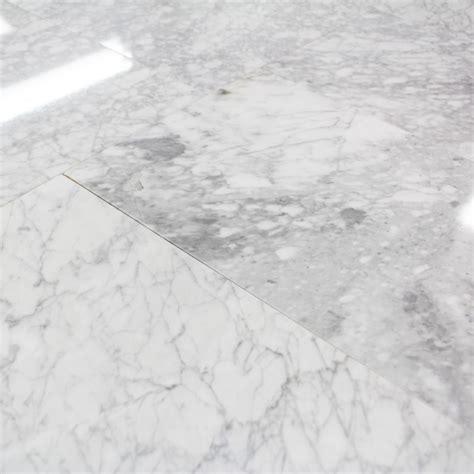 carrelage marbre blanc carrelage 100 marbre blanc poli carrare 30x40 cm marbre