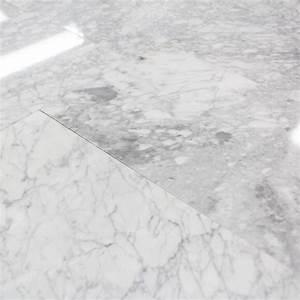 Marbre Blanc De Carrare : carrelage 100 marbre blanc poli carrare 30x40 cm marbre ~ Dailycaller-alerts.com Idées de Décoration