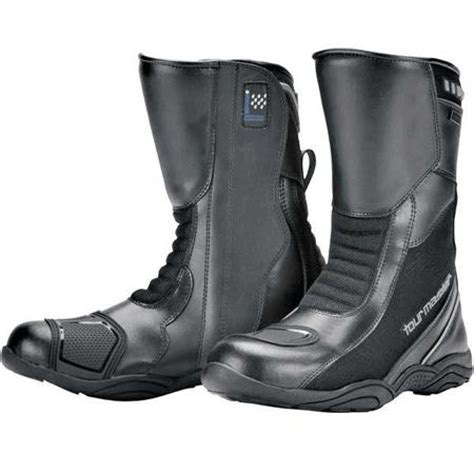 Tour Master Solution Air Wp Wide Motorcycle Boots