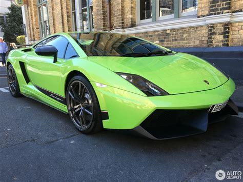 Lamborghini Gallardo Lp5704 Superleggera  13 September