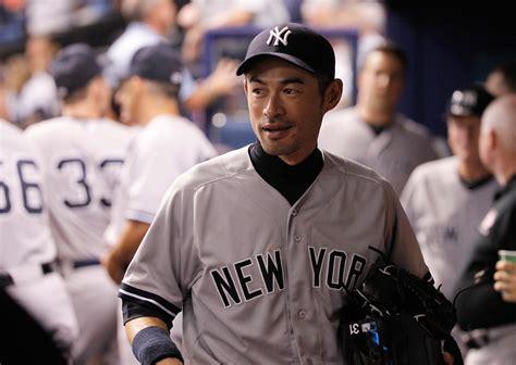 Ichiro Suzuki Trade by Marlins Sign Ichiro Suzuki Mlb Trade Rumors