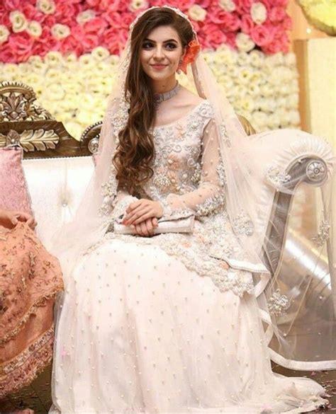 stunning nikah  nikkah dress   pakistani