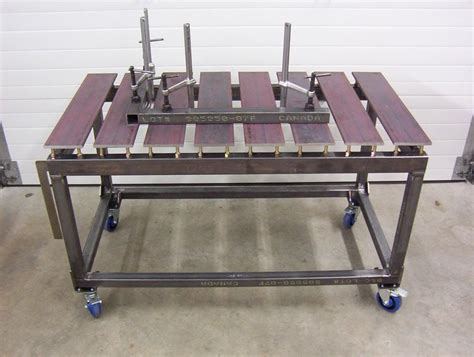 steel welding table plans metal welding table metal fab pinterest metal