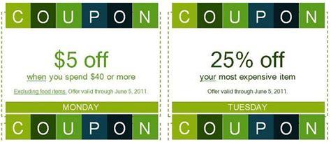 coupon templates word editable printable