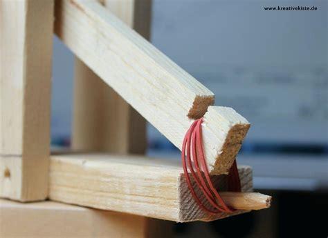 Bauideen Aus Holz basteln mit holz 7 ideen anleitung fa 1 4 r jede