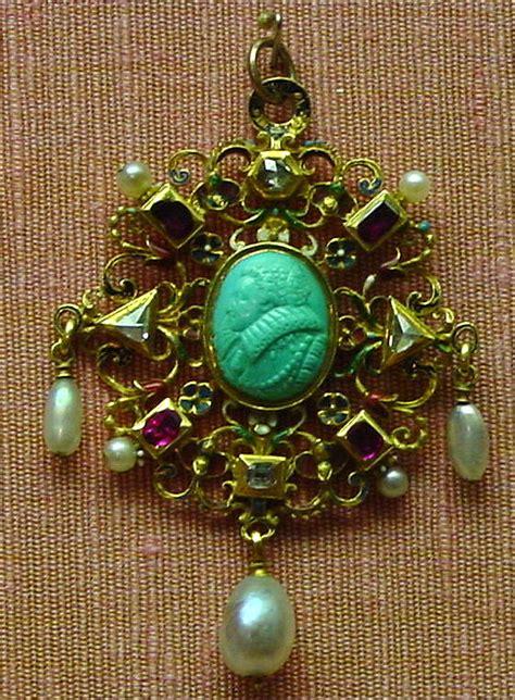jewelry  elizabethan england