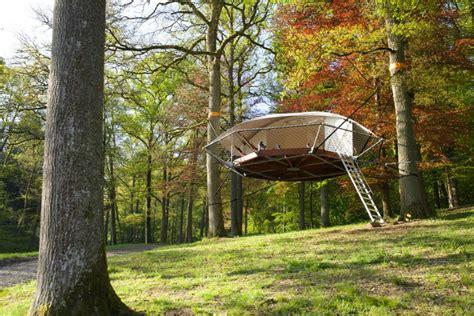Dom'up Treehouse Tent  Lifestyle For Men Magazine Men's