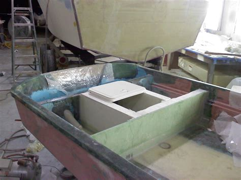 Boston Whaler Build Your Boat by Custom Boston Whaler Flats Boat Build Page 2 The Hull