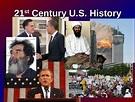 U.S. History - 21st Century - Powerpoint by Thomas R ...