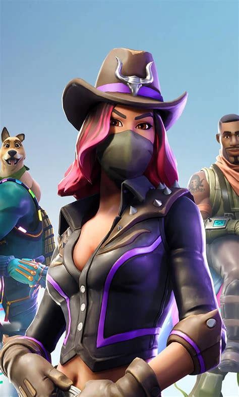 Free download latest collection of fortnite wallpapers and backgrounds. 1280x2120 Fortnite Battle Royale Season 6 4k iPhone 6+ HD 4k Wallpapers, Images, Backgrounds ...