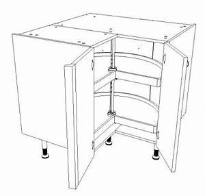Meuble D Angle Haut Cuisine : meuble de cuisine d angle meuble cuisine d angle sur enperdresonlapin ~ Teatrodelosmanantiales.com Idées de Décoration