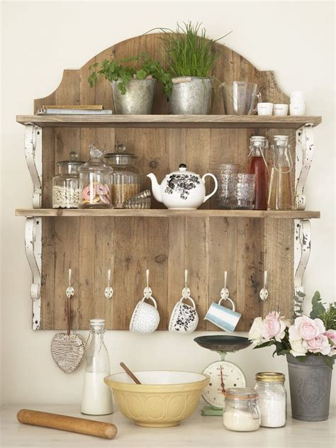 Old Open Shelving And Cup Hooks Look Great  Erre Designs