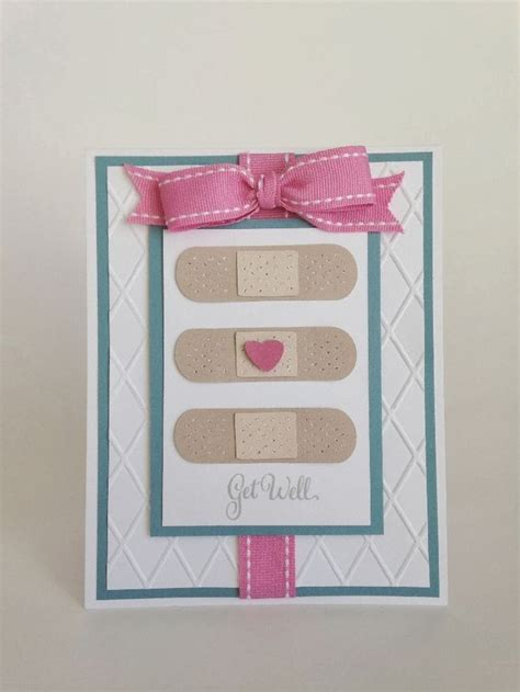 get well soon pop up card template get well band aid card with cricut everyday pop up cards