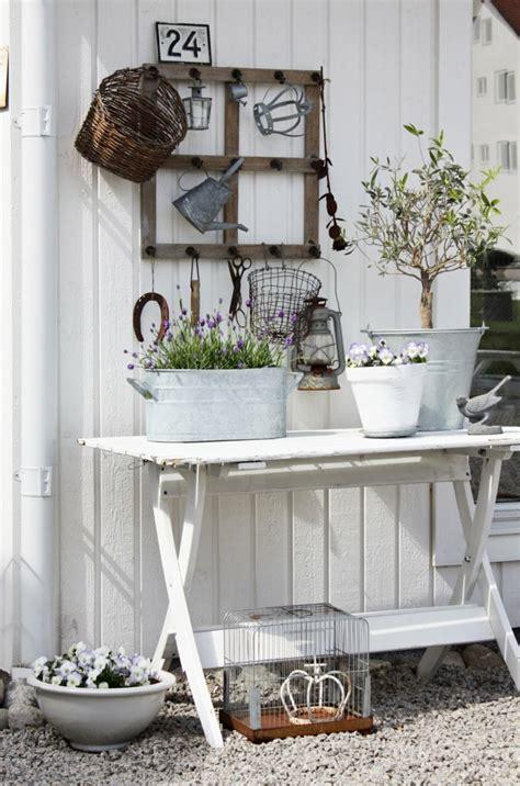 not shabby vintage home and garden 20 id 233 es vintage pour la d 233 coration du jardin