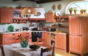Cucina provenzale country