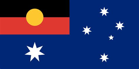 fileaustralian flag  aboriginal flagsvg wikipedia