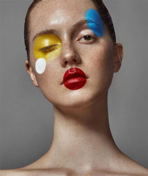 editorial makeup modern editorial makeup