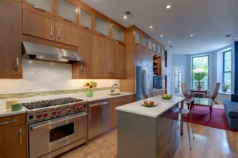 Interior Feng Shui : Brownstone Kitchen-yelp